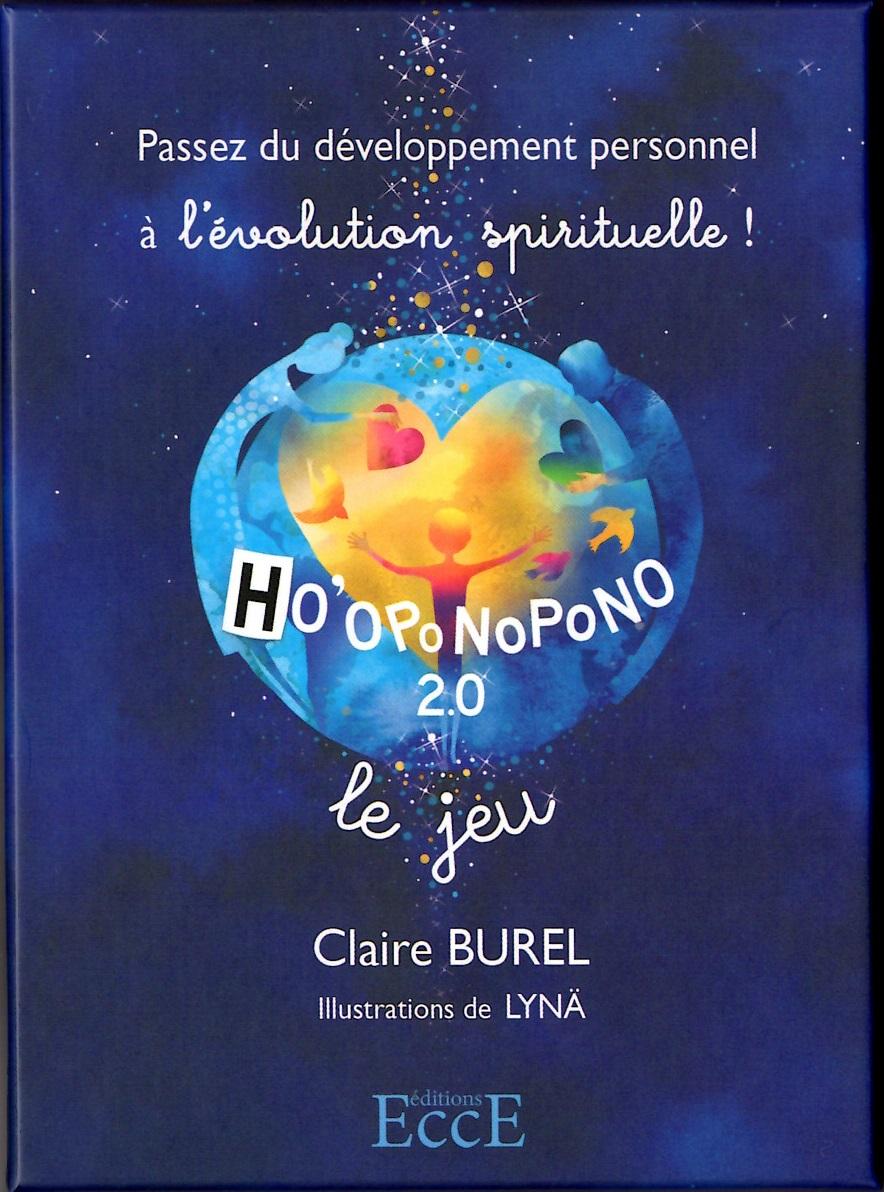 Ho'oponopono 2.0 -le Jeu Couverture du livre